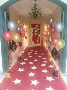 Hollywood b-day party | Christinas 10th bday | Pinterest ...