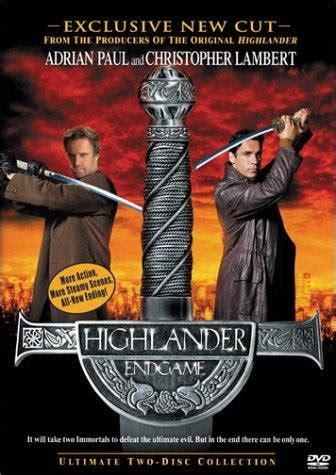 highlander endgame  full