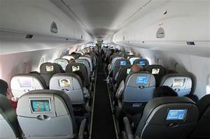 Seat Map Jetblue Airways Embraer Emb 190