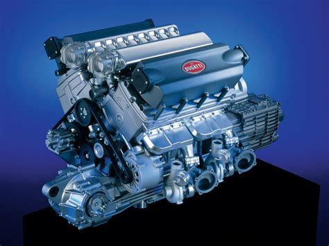 Bugatti Veyron Engine Turbo by Bugatti Eb 16 4 Veyron Car News