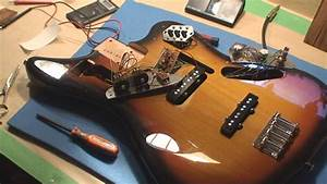 Jaguar Bass Noise Fix