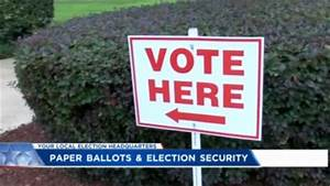 DHS official calls for paper ballots to help secure 2020 ...