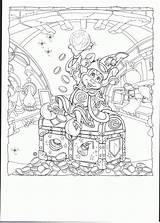 Coloring Pages Park Amusement Coloringpages1001 sketch template