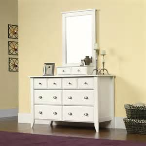sauder shoal creek dresser home furniture bedroom