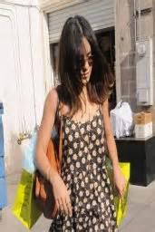 Vanessa Hudgens in Mini Floral Dress - Planet Blue ...