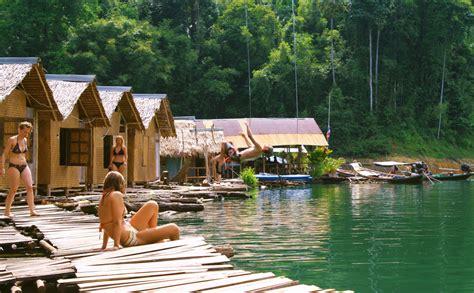 Bamboo Bungalow Bliss  Khao Sok Lake Floating
