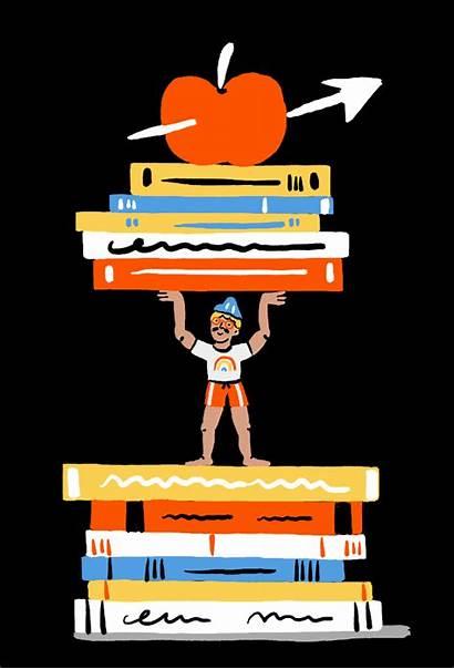 Books Waldman Illustration Yorker Marie Story Katy