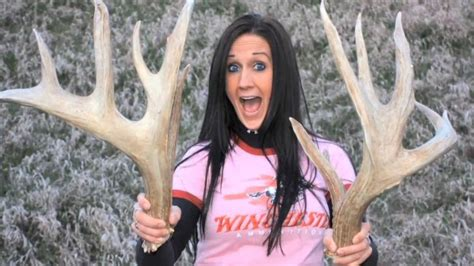 shed hunting tip from melissa bachman youtube