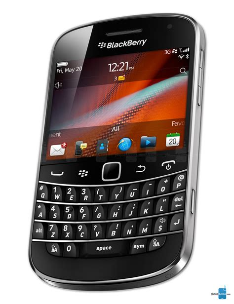 front facing carrier blackberry bold 9900 specs