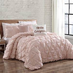 vince camuto rose gold bedding queenopperman 5 piece With brooklyn park bedding