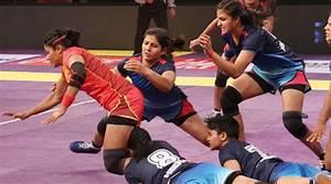 Semi Final! Women's Pro Kabaddi League Firebirds vs ...