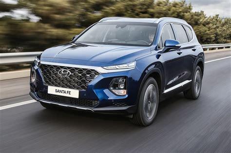 2019 Hyundai Santa Fe Getting A Diesel In U.s.