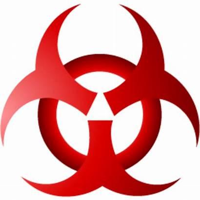Hazard Bio Clipart Vector Royalty Clip Clker
