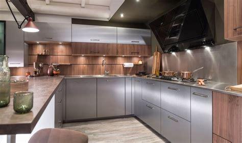 plan cuisine en parall e implantation cuisine type idéal tout sur les cuisine en