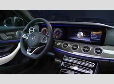2018 MercedesBenz EClass Coupe Edition1 Interior Trailer