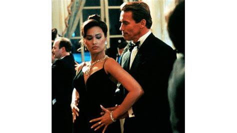 Tia Carrere True Lies Tango