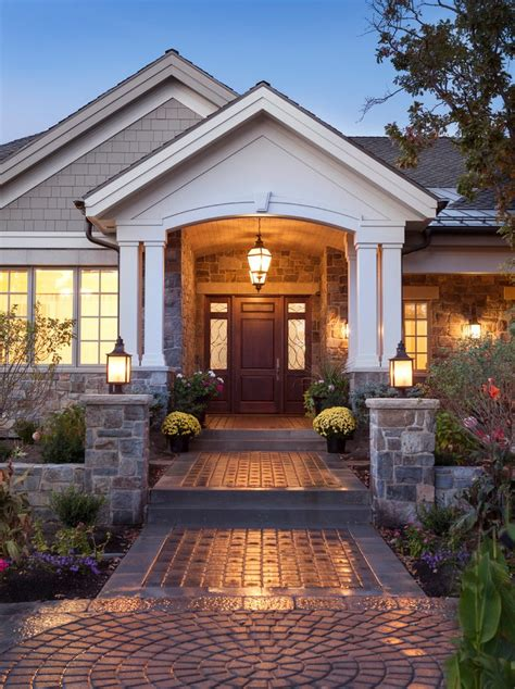 best house entrance house entrance exterior tropical with front door transitional path lights