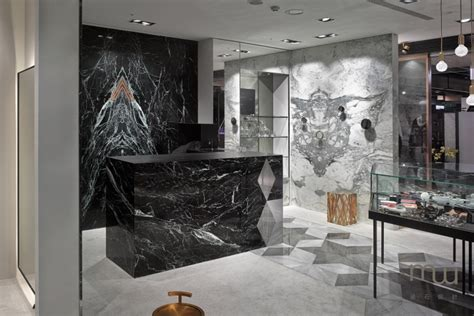 marble store artifacts store by mw design taichung taiwan 187 retail design blog