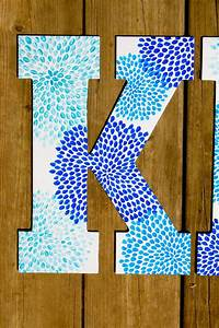 25 best ideas about large wooden letters on pinterest With wooden greek letters michaels
