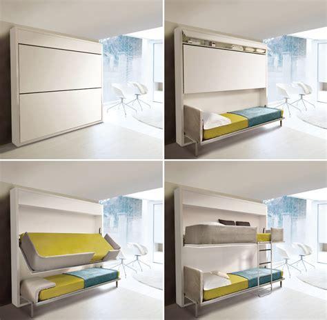space saving bunk beds for spotlight space saving solutions art basel 2013 anima domus