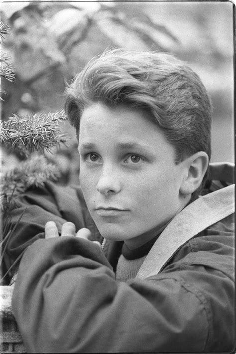 Young Christian Bale The Geek Pinterest