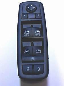 Chrysler Town  U0026 Country Switch  Driver Side  Power Window  10 Gang  Guu  Gts  Gtl  Jsc  Jpb  Jra