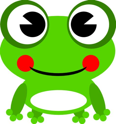 Frogs Clipart Frog 13 Clip At Clker Vector Clip