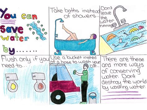 water conservation poster contest wallpaper city  san
