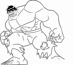 Hulk Coloring Pages 2 Incredible Hulk Color Pages With ...