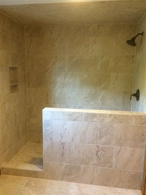 Custom Tile by Custom Tile Shower Nh Bath Builders