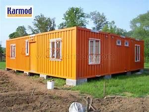 maison container conteneur chantier bureau sanitaire With maison container a vendre