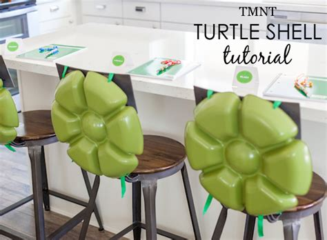 Turtle Decorations Diy by Diy Tmnt Turtle Shells Project Nursery
