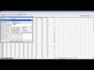 Spss Median Berechnen : median split divide an continuous independent variable iv into two groups with spss youtube ~ Themetempest.com Abrechnung