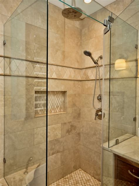 Shower Pics - traditional bathrooms impressions