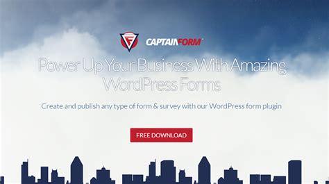 captain form 12 best form builder plugins reviewed vandelay