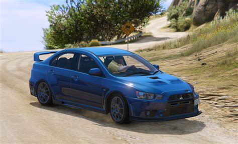 Mitsubishi Lancer Evolution X Fq-400 [add-on