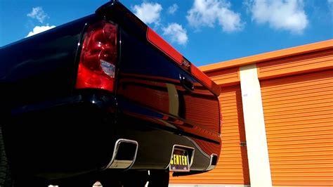 chevrolet silverado  regency rst package truck