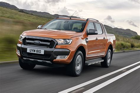 Ford Ranger Wildtrack (2016) review by CAR Magazine