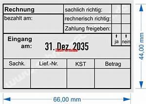 Rechnung Bezahlt : rechnungsstempel nach vorlagen schnell stempel ~ Themetempest.com Abrechnung