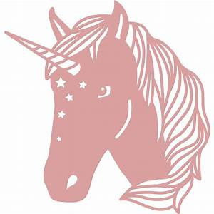 Intricut Unicorn Die 7 6 X 7 3 Cm Hobbycraft