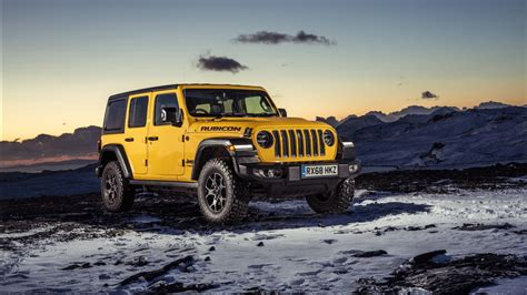 Jeep Wrangler 4k Wallpapers by Jeep Wrangler Unlimited Rubicon 2019 4k Wallpapers Hd