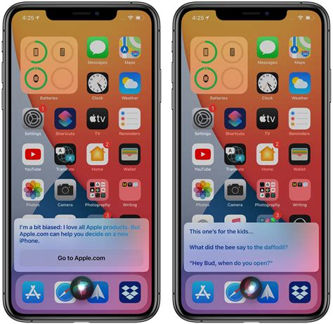 iOS 14's Compact Interface: Phone Calls, FaceTime, Siri ...