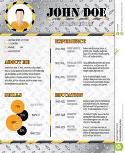 Fresh Essays Powerpoint Cv Template Download