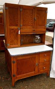 hoosier cabinet treasures pinterest