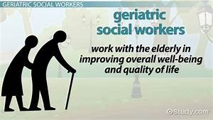 Be A Geriatric Social Worker  Step