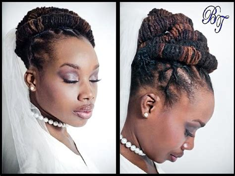 25+ Best Images About Loc Wedding Hairstyles On Pinterest