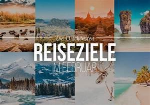 Beste Reiseziele Im Februar : die 13 besten reiseziele im februar 2020 f r abenteuer ~ A.2002-acura-tl-radio.info Haus und Dekorationen