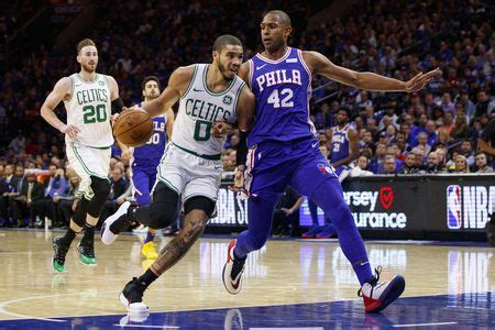 Philadelphia 76ers Al Horford says Boston Celtics Marcus ...