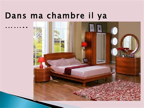 Ma Chambre Essay With Presentation Et Les Vocabulaire July