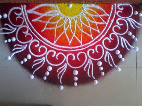 confidential rangoli designs  win   competition